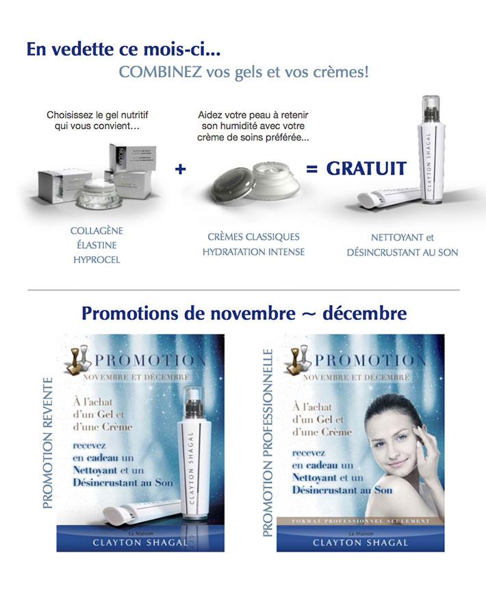 Promotion Clayton Shagall Novembre 2012